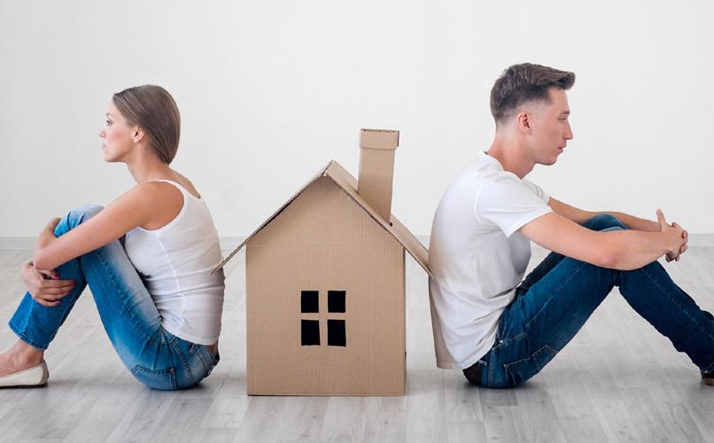 Appraisal because of Divorce